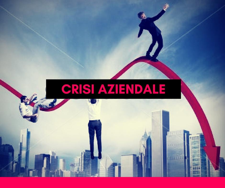crisi in azienda
